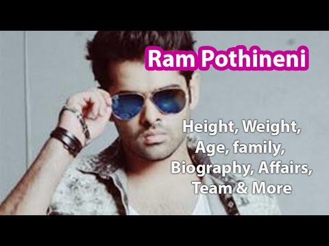 Ram Pothineni Height, Weight, Age, Biography, Wiki, Wife, Family