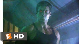 The Terminators (1/10) Movie CLIP - Breaking Command (2009) HD