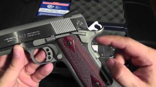 Colt 1911 XSE Government Model First Look