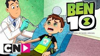 BEN 10 I Dişçi Zamanı I Cartoon Network Türkiye