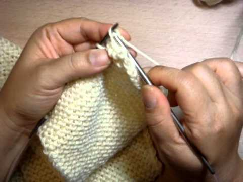 頸巾編織 視像版