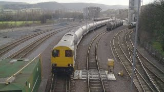 Sanding the Railroad Tracks