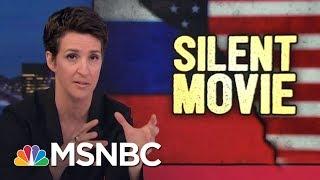 Donald Trump Jr. Russian Meeting Story Unpacking Like A Nesting Doll | Rachel Maddow | MSNBC