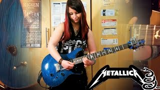 METALLICA - Enter Sandman [GUITAR COVER] with SOLO by Jassy J