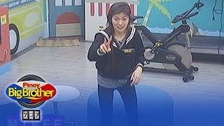 PBB 737: Housemates play charades
