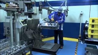 وثائقي   مصانع عملاقة  لكزس FULL HD   YouTube