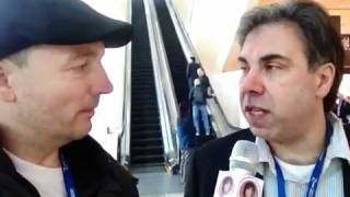 Paul Kent of Macworld/iWorld speaks