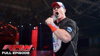 WWE Raw Full Episode, 30 May 2016
