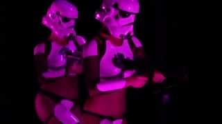 Star Wars Burlesque - The Empire Strips Back