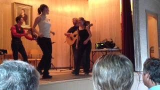 Unreal Fiddle and Step Dancing - Fitzgerald Family - Scotch Colony, NB
