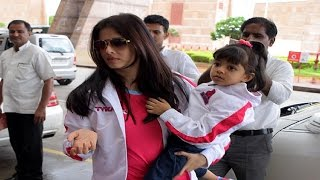 Aishwarya Rai Bachchan Loses Her Cool At The Media Because Of Aaradhya – Here's Why!