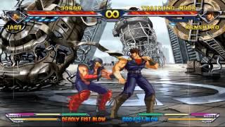 Hokuto No Ken PS2 All Super Moves And Fatal KO