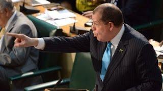 JAMAICA NOW: Corned beef ban...Rowdy Budget debate...Teacher assaults student?