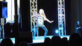 Taylor Hatala performs at the Gala for VIP Dance Events