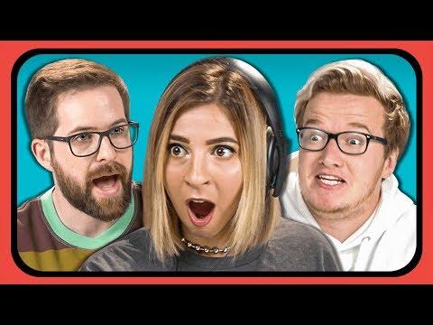 Xxx Mp4 YouTubers React To YouTube Rewind 2018 YouTubeRewind 3gp Sex