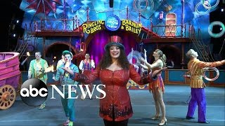 Ringling Bros. Circus Chooses First Female Ringmaster in Its 146-Year History