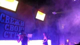 9 января 2009 - РОК СИТИ - Dj DeeLight и MC Saeed (Германия) №3