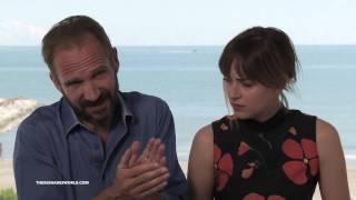 Dakota Johnson and Ralph Fiennes Interview for 'A Bigger Splash'  - 72nd Venice Film Festival