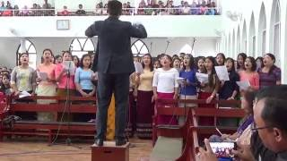 Bungkawn Kohhran Zaipawl - Beramno talh tawh