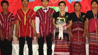 Karen Wedding in Omkoi Chiang Mai Thailand.