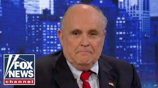 Giuliani: Mueller wants to be