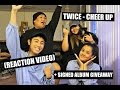 video TWICE - Cheer Up || Reaction Video + SIGNED ALBUM GIVEAWAY! (CLOSED)