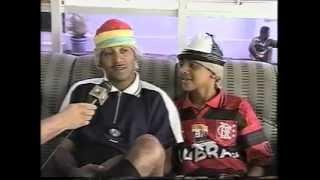 Tiririca e Tirullipa em entrevista no ano de 2001