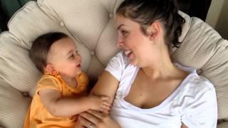 Rainy Day Singing | Mom & Baby