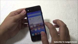 Infocus M2 Unboxing, Review, Camera, Features, Price, Overview
