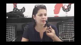 Técnica do Indea-MT se reúne com avicultores e BRF em Marilândia