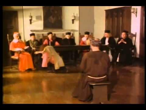 Padre: John Huss, Morto na fogueira da Santa Inquisição. Filme Dublado