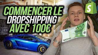 Comment Commencer Le Dropshipping Avec 100€ Seulement ?