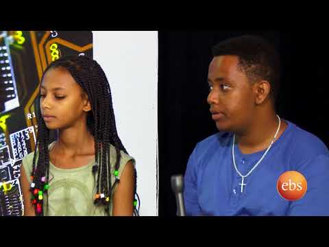 TechTalk with Solomon Season 11 EP 9 Ethiopian Kids Who Attended Robotic Competition in USA