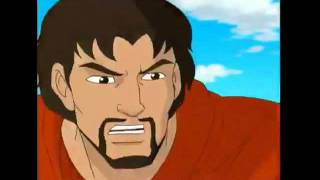 King Solomon animated movie