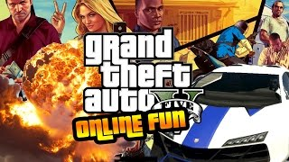 GTAV PC Online Fun w/JM24