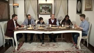 Dört Ülkeden Gelen Öğrenciler ile İftar Yaptık - Bereket Sofrası - TRT Avaz