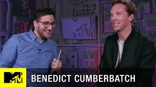 Benedict Cumberbatch Talks Doctor Strange & Does More Impressions | MTV
