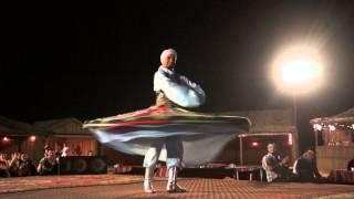 Tanura Dance - Desert Safari Dubai