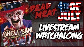 UNCLE SAM Livestream Watchalong for the 4th of July!