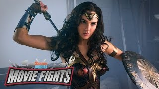 Best Part of The Wonder Woman Trailer? - MOVIE FIGHTS!