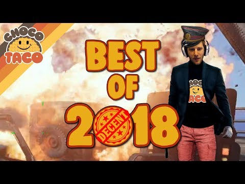 chocoTaco s BEST MOMENTS OF 2018