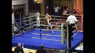 Kerry-Louise World K1 & Kickboxing Champion