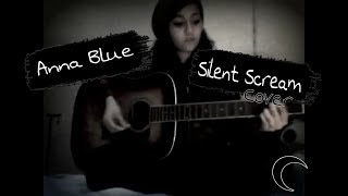 Anna Blue - Silent Scream - Cover