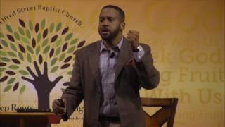 January CAYA 2017 Rev Dr Howard-John Wesley