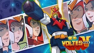 Voltes V - Official Android Gameplay (HD)