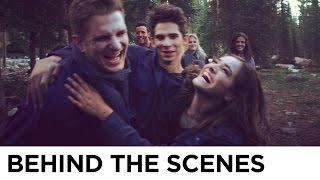 Harry Potter vs Twilight Dance - Behind the Scenes