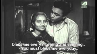 Sabar Oparey - Classic Bengali Movie - Part 1/14 - Uttam Kumar & Suchitra Sen