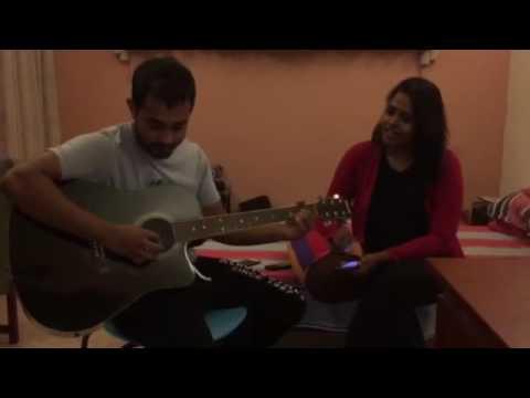 Lag ja gale...cover by Nuwan and Rasini