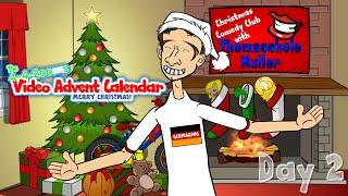 Thomas Muller COMEDY CLUB - DAY 2 - 442oons Advent Calendar (Football Cartoon Funny)