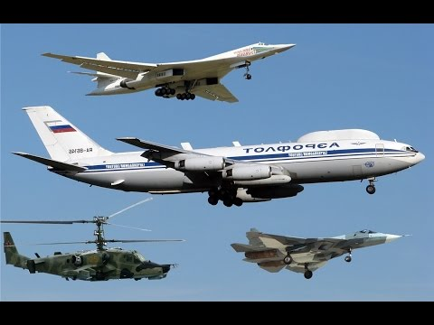 Russian Air Force 2016 - Força